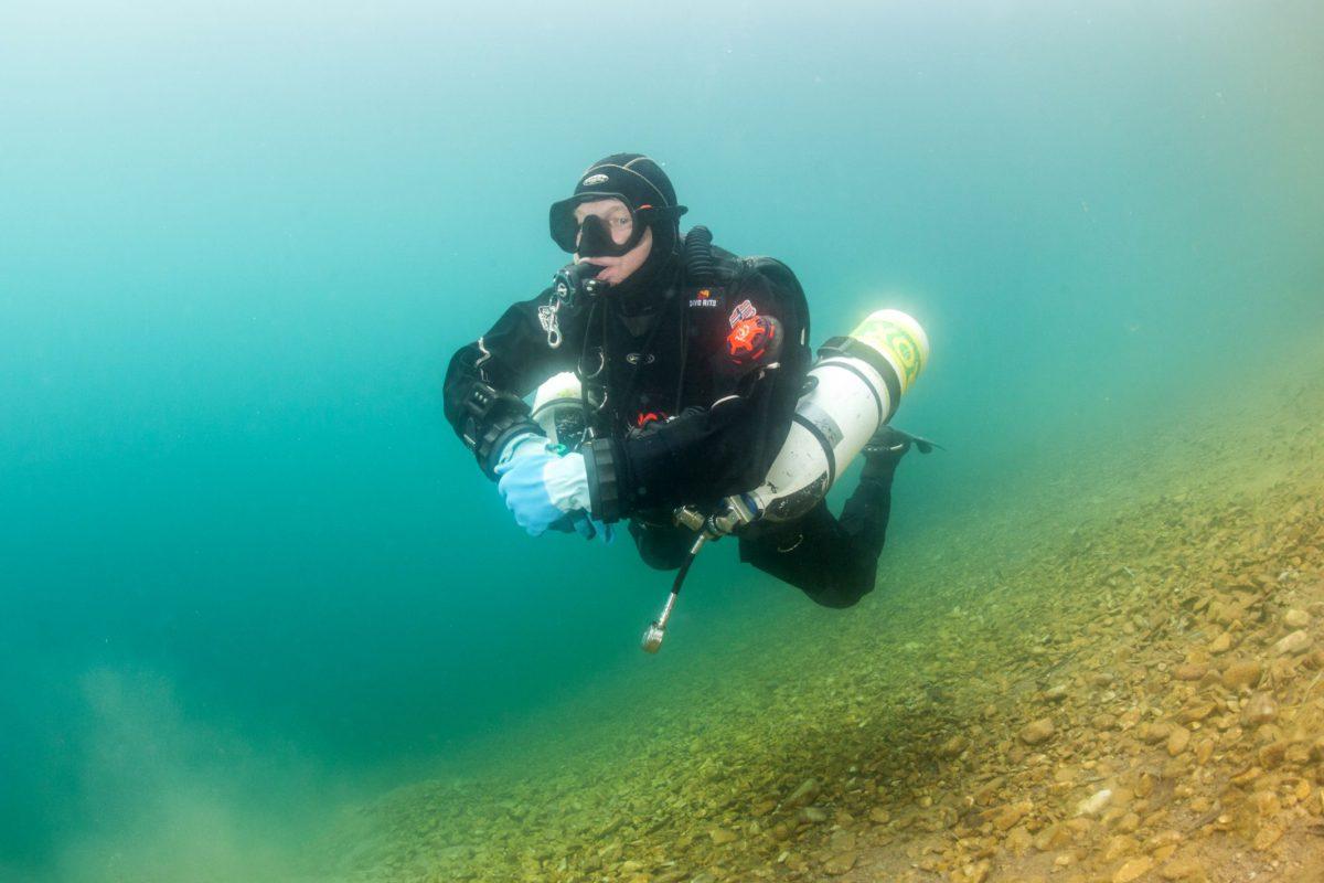 Sidemount duiken