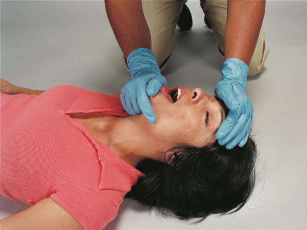Pistol Grip Head Tilt